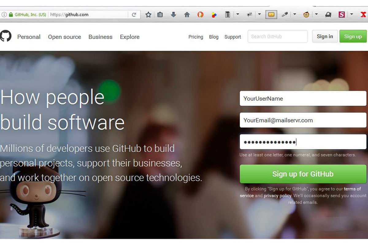 How To Host Web Pages On Github